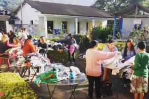 Domingo dia 15, acontece o último bazar da Fundação Maria Rainha da Paz