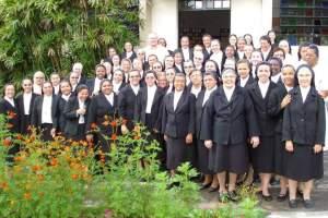 Família Redentorista: Mensageiras do Amor Divino