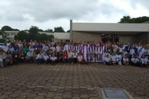 Pastoral Familiar da diocese participa de formação para o setor pós-matrimonial