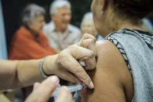 Vacinação contra influenza começa na segunda-feira (23/3)