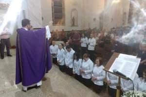 Simonésia – Novos Ministros Extraordinários da Sagrada Comunhão Eucarística