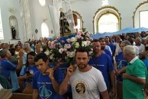 Terço dos Homens de Simonésia completa 09 nos de Fundação.