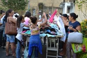 Primeiro bazar de 2019 arrecada renda para Fundação Maria Rainha da Paz