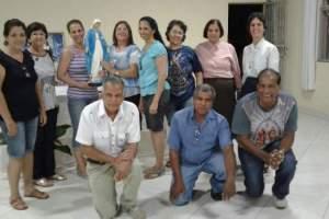 Encontro em Ipanema marca o início da formação dos Leigos Gracianos na Paróquia