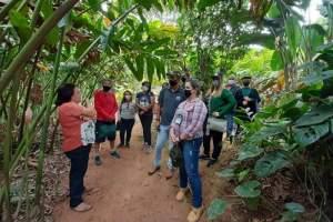 Martins Soares recebe Programa Agente de Turismo Rural