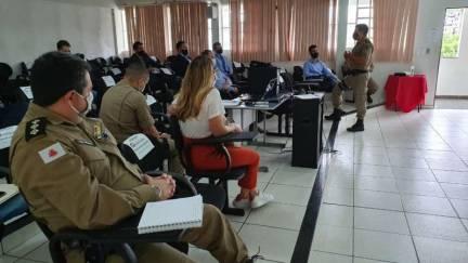 Polícia Militar dá início à campanha de prevenção a roubos de malotes bancários, denominada 'Operação Rota Segura'