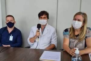 Pandemia: Sem vagas, HCL recusa pacientes da Covid-19