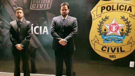 Policia Civil: transição na chefia regional da Polícia Civil em Manhuaçu