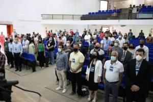 1º Congresso Municipal do Orçamento Participativo é realizado em Manhuaçu