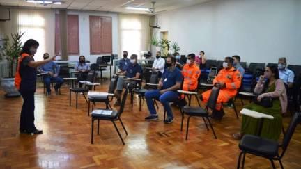Defesa Civil apresenta plano de contingência de Manhuaçu